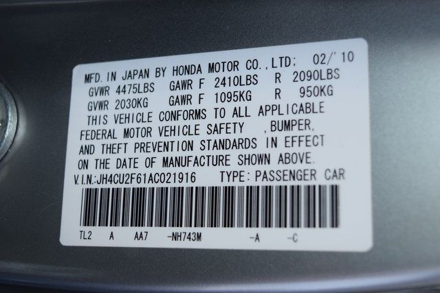 2010 Acura TSX 2.4 Richmond Hill, New York 33