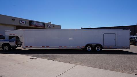 2010 Alum-Line Gooseneck Enclosed Trailer  | Lubbock, Texas | Classic Motor Cars in Lubbock, Texas