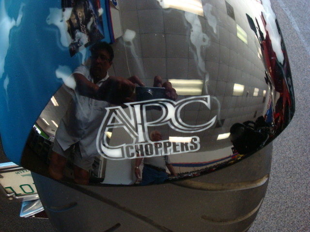 2010 Apc Warlock Chopper Daytona Beach, FL 4
