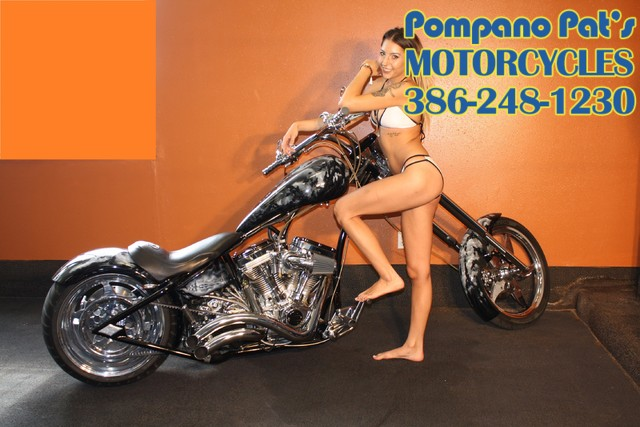 2010 Apc Warlock Chopper Daytona Beach, FL 0