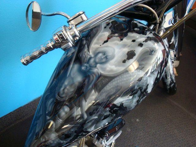 2010 Apc Warlock Chopper Daytona Beach, FL 11