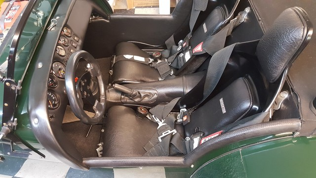 2012 Birkin Super Seven S-3 Arlington, Texas 44