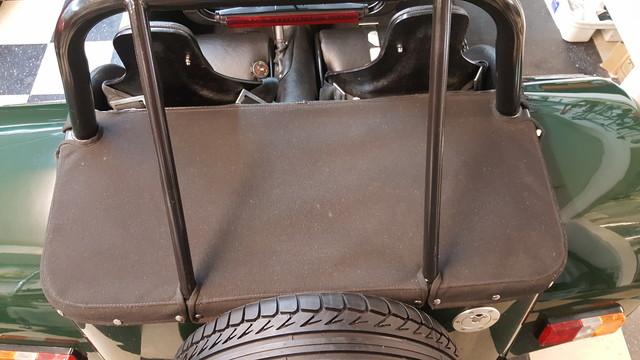 2012 Birkin Super Seven S-3 Arlington, Texas 45