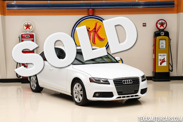 2010 Audi A4 20T Premium This 2010 Audi A4 20T Premium is in great shape with only 62 521 miles