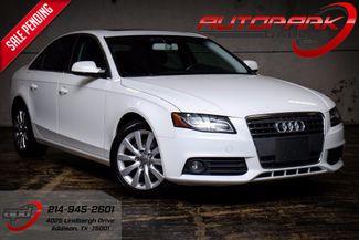 2010 Audi A4 2.0T Premium Plus in Addison TX