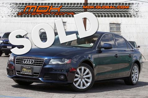 2010 Audi A4 2.0T Premium Plus - Navigation - 57K miles in Los Angeles
