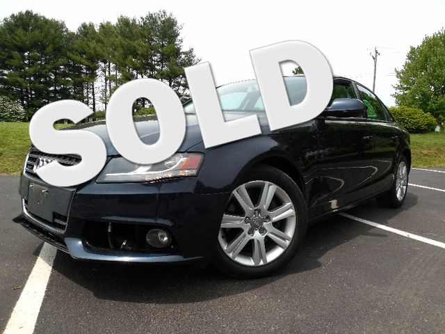 2010 Audi A4 2.0T Premium Leesburg, Virginia 0