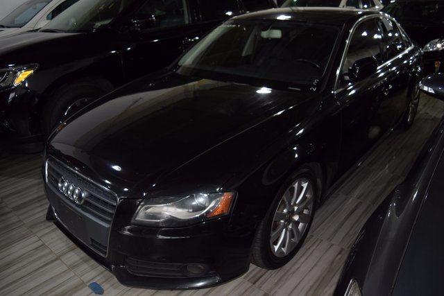 2010 Audi A4 2.0T Premium Plus Richmond Hill, New York 1