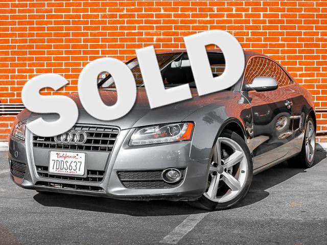 2010 Audi A5 2.0L Premium Plus Burbank, CA 0