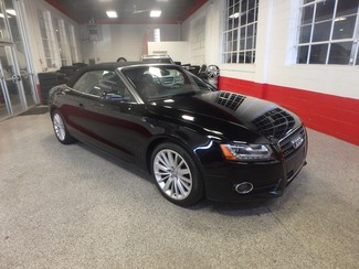 2010 Audi A5 Convertible Premium Plus, Sharp, Fast, Amazingly Clean! AWD! Saint Louis Park, MN