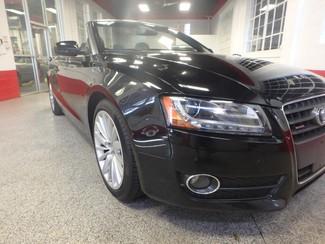 2010 Audi A5 Convertible Premium Plus, Sharp, Fast, Amazingly Clean! AWD! Saint Louis Park, MN 21