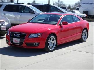 2010 Audi A5 2.0L Premium AWD in  Iowa