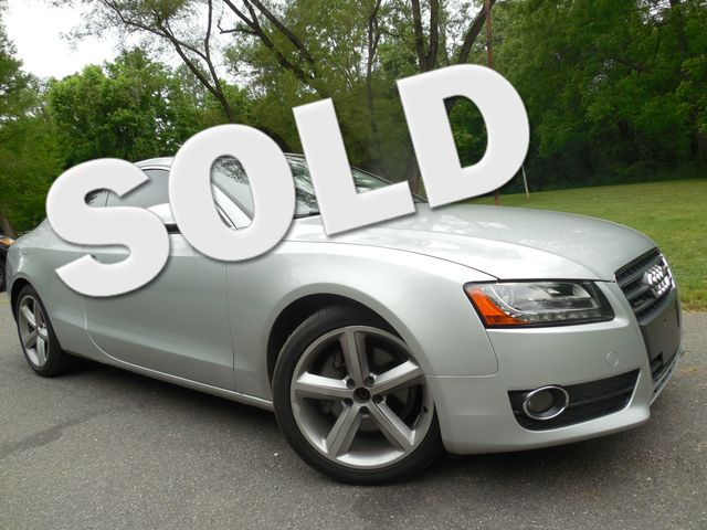 2010 Audi A5 2.0L Premium Plus Leesburg, Virginia 0