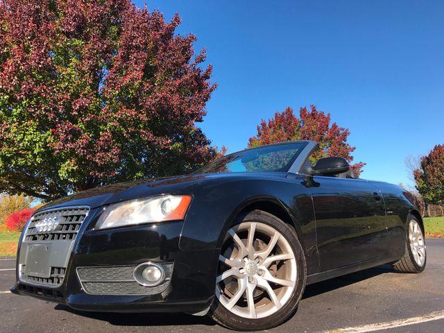 2010 Audi A5 Premium Leesburg, Virginia 1