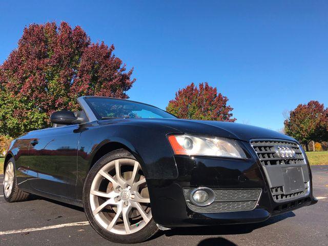 2010 Audi A5 Premium Leesburg, Virginia 0