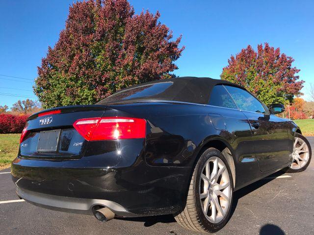 2010 Audi A5 Premium Leesburg, Virginia 8