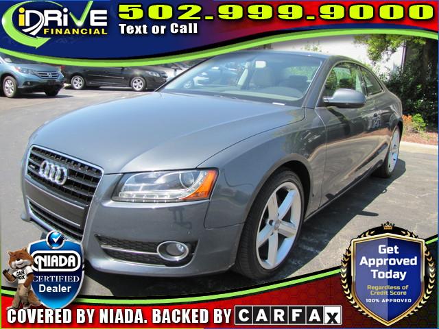 2010 Audi A5 3.2L Premium Plus | Louisville, Kentucky | iDrive Financial in Louisville Kentucky