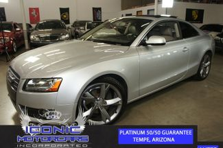 2010 Audi A5 Quattro Prestige | Tempe, AZ | ICONIC MOTORCARS, Inc. in Tempe AZ