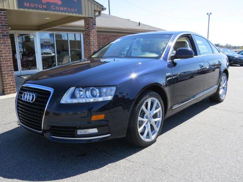 2010 Audi A6 3.0T Premium Plus | Mooresville, NC | Mooresville Motor Company in Mooresville NC