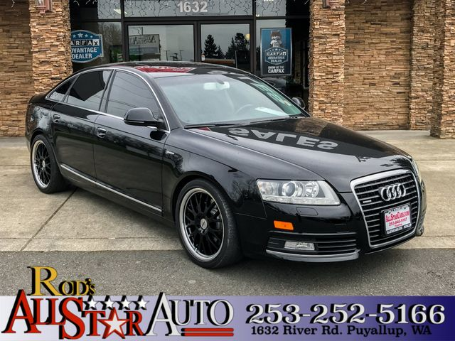 2010 Audi A6 30T Premium Plus The CARFAX Buy Back Guarantee that comes with this vehicle means th