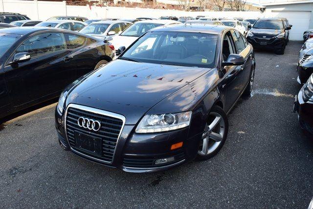 2010 Audi A6 3.0T Prestige Richmond Hill, New York 1