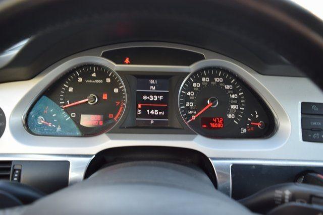 2010 Audi A6 3.0T Prestige Richmond Hill, New York 24
