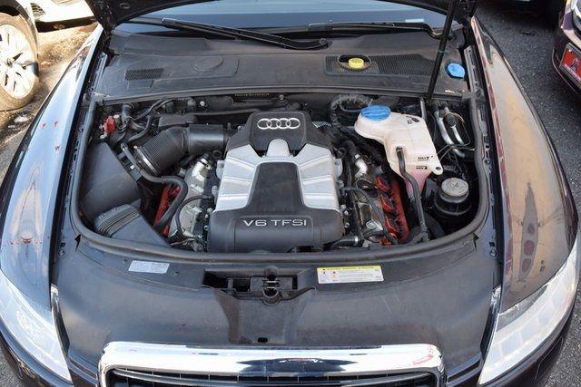 2010 Audi A6 3.0T Prestige Richmond Hill, New York 4