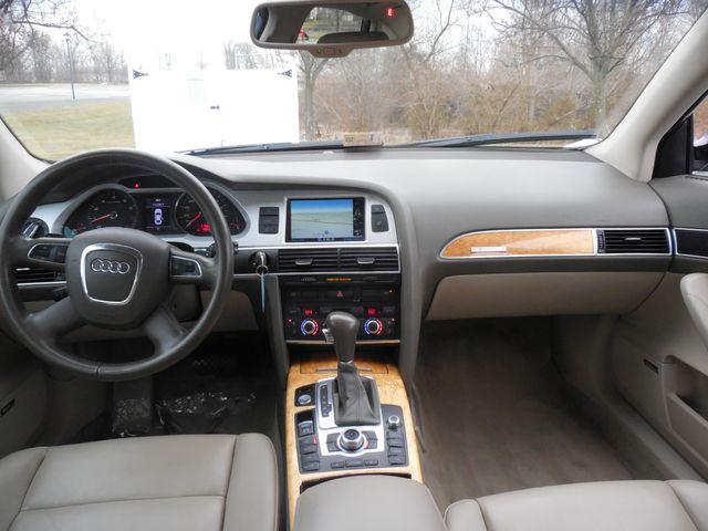 2010 Audi A6 S-LINE  supercharged V6 engine 3.0T Prestige Leesburg, Virginia 11