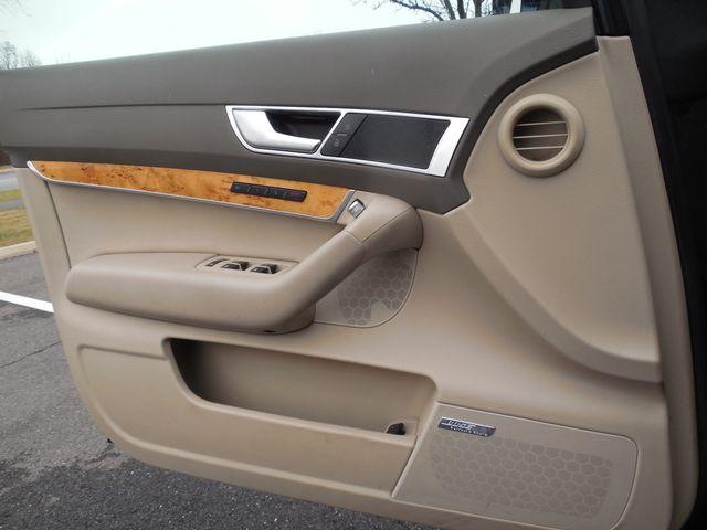 2010 Audi A6 S-LINE  supercharged V6 engine 3.0T Prestige Leesburg, Virginia 14