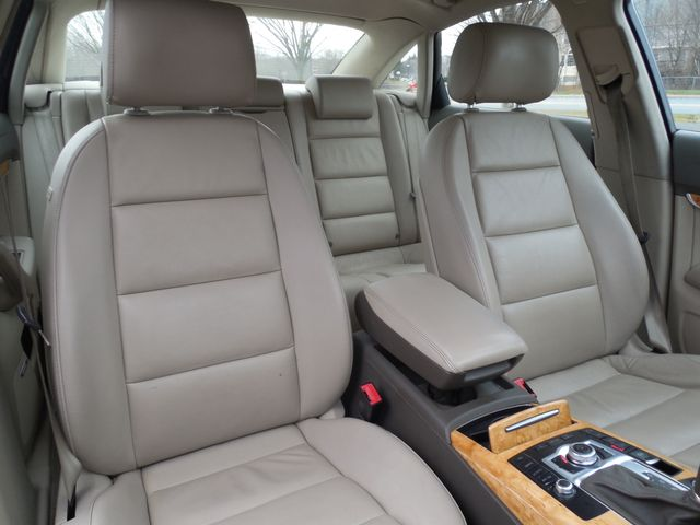 2010 Audi A6 S-LINE  supercharged V6 engine 3.0T Prestige Leesburg, Virginia 8