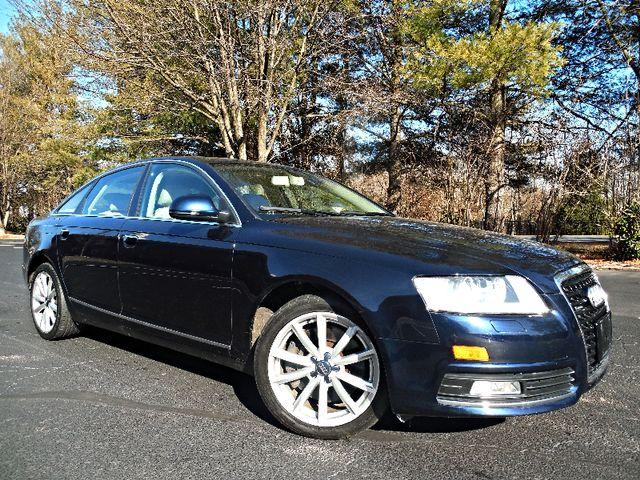 2010 Audi A6 S-LINE  supercharged V6 engine 3.0T Prestige Leesburg, Virginia 2