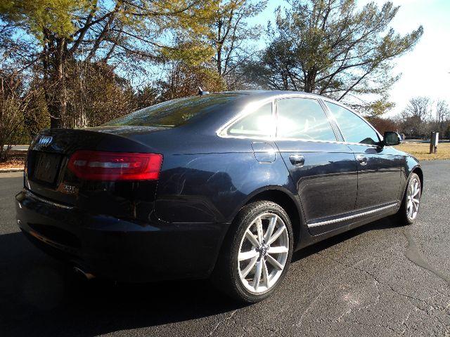 2010 Audi A6 S-LINE  supercharged V6 engine 3.0T Prestige Leesburg, Virginia 4