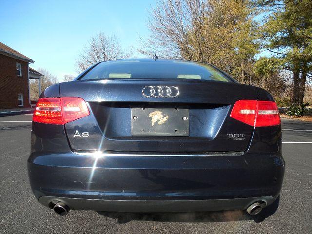 2010 Audi A6 S-LINE  supercharged V6 engine 3.0T Prestige Leesburg, Virginia 7