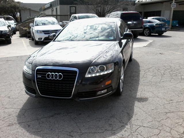 2010 Audi A6 SuperCharged  3.0T Premium Plus San Antonio, Texas 1