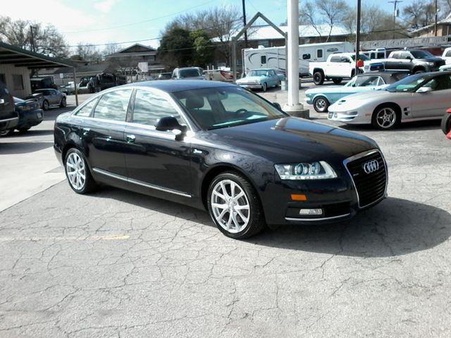 2010 Audi A6 SuperCharged  3.0T Premium Plus San Antonio, Texas 4