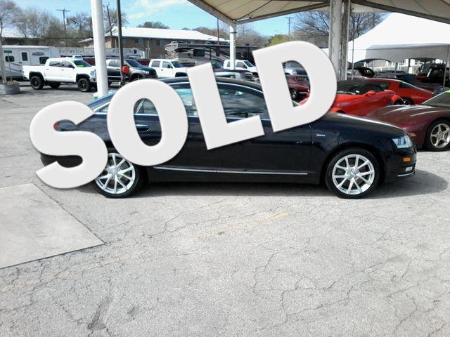 2010 Audi A6 SuperCharged  3.0T Premium Plus San Antonio, Texas 0