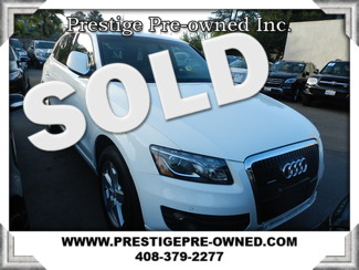2010 Audi Q5 in Campbell California