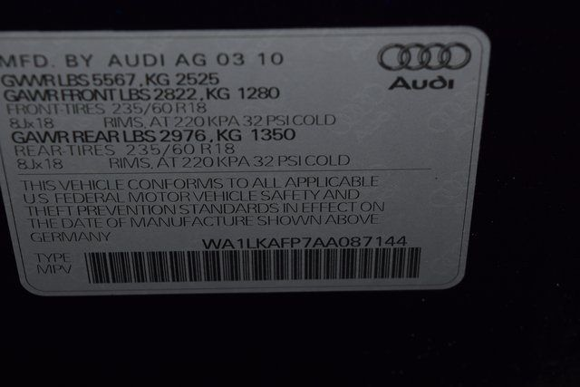 2010 Audi Q5 Premium Plus Richmond Hill, New York 33