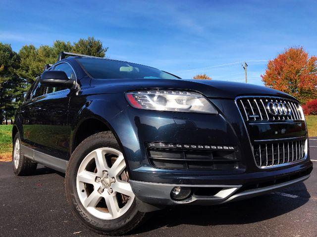 2010 Audi Q7 3.6L Premium Plus Leesburg, Virginia 1