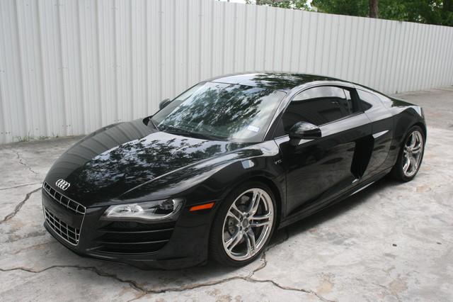 2010 Audi R8 V10 5.2L Houston, Texas 2