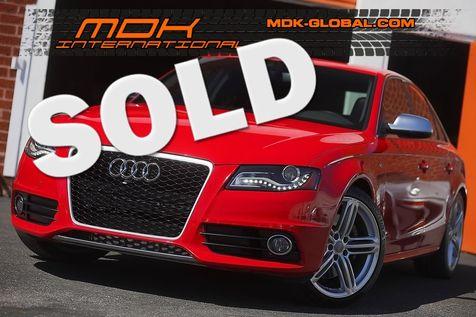 2010 Audi S4 Premium Plus - NAVIGATION - AUDI DRIVE SELECT PKG in Los Angeles