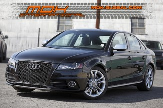 2010 Audi S4 Premium Plus - Navigation - Carbon interior in Los Angeles