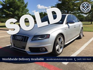 2010 Audi S4 Premium Plus in Garland