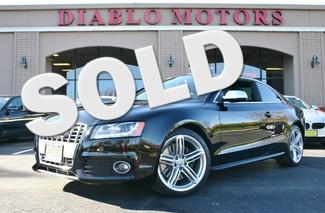 2010 Audi S5 Premium Plus Quattro Coupe AWD