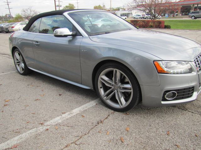 2010 Audi S5 Premium Plus St. Louis, Missouri 5