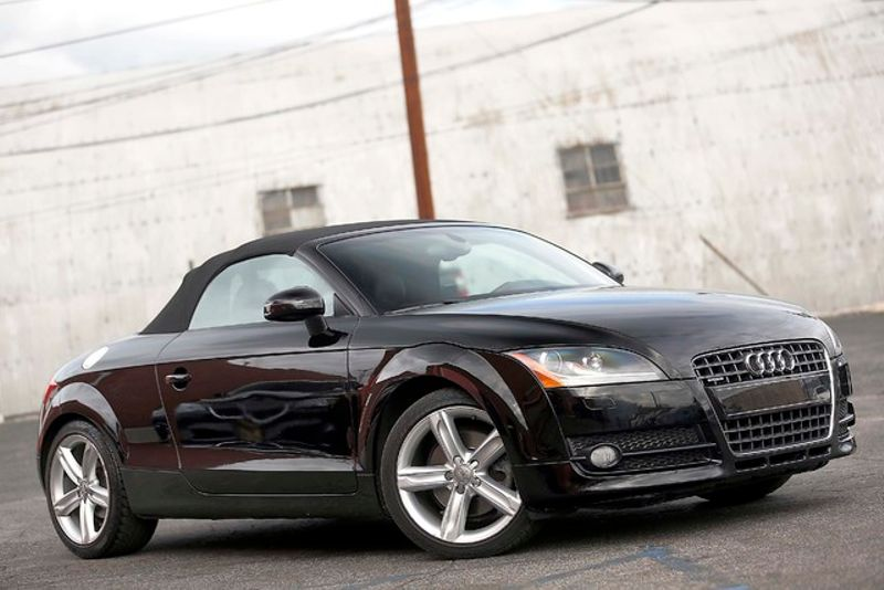 2010 Audi TT 20T Prestige - navigation - heated seats  city California  MDK International  in Los Angeles, California