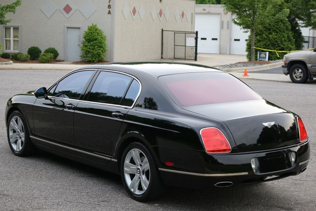 2010 Bentley Continental Flying Spur Mooresville, North Carolina 4