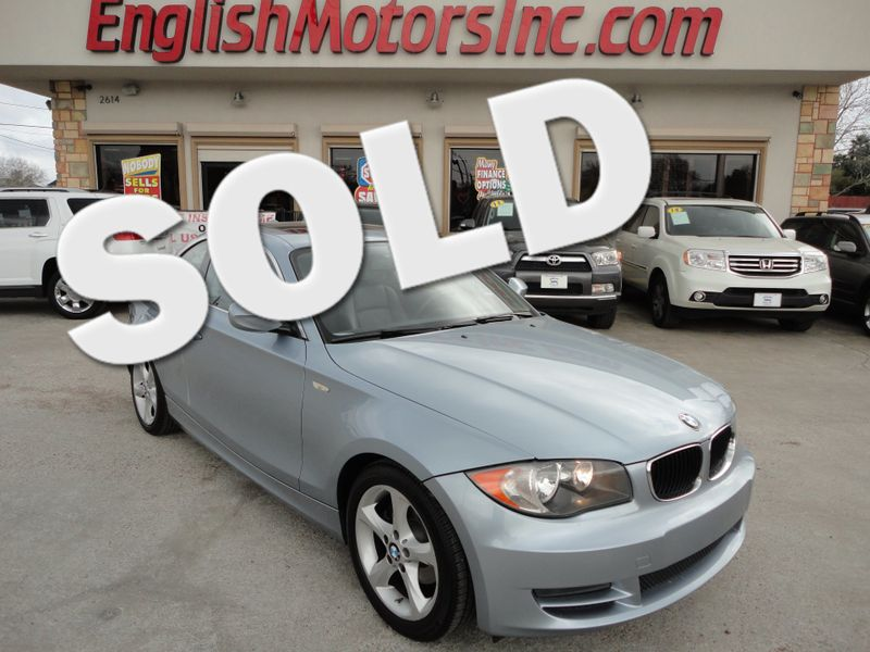 2010 BMW 128i   Brownsville TX  English Motors  in Brownsville, TX