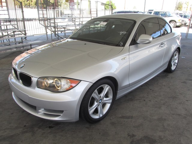 2010 BMW 128i This particular vehicle has a SALVAGE title Please call or email to check availabil