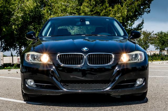 2010 BMW 328i  AUTO - 83K MILES - CD PLAYER - BLACK/BLACK Reseda, CA 3